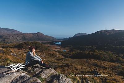 The 'Ring of Kerry', October 2018.  Picture© Ronan McGrade / www.ronanmcgradephotography.com