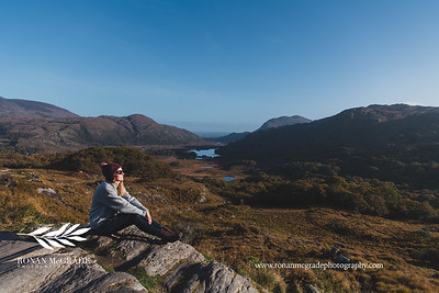 The 'Ring of Kerry', October 2018.  Picture © Ronan McGrade / www.ronanmcgradephotography.com