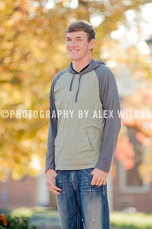 Alexi's Senior Portraits