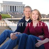 Chris Pavasaris and Meg's engagement photos taken at the Lincoln Memorial in Washington, D.C..  Nov. 8, 2009.  (J. Alex Wilson)