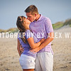 Trip to the Outer Banks of North Carolina.  Ryan and Megan's  engagement portraits.  August 12, 2011 (J. Alex Wilson)