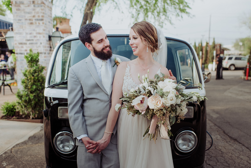Ryan and Jenn Wedding Day