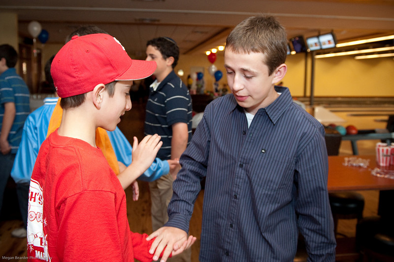 Bar Mitzvah of Adam Taitz, May 18, 2009.