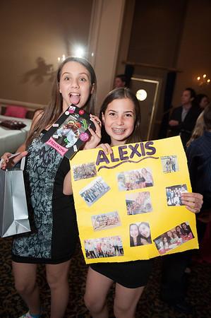 Alexis Colman's Bat Mitzvah, Nov 8, 2013