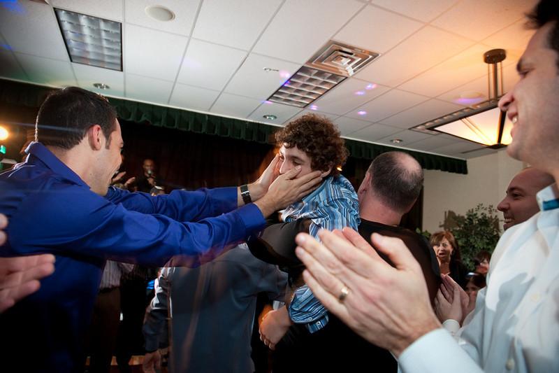 Joshua Cohen's  Bar Mitzvah party, March 13, 2010. photo by Megan Bearder. contact: megan@meganbearder.com