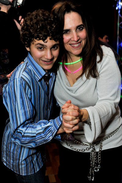 Joshua Cohen's  Bar Mitzvah party, March 13, 2010. photo by Megan Bearder. contact: megan@meganbearder.com