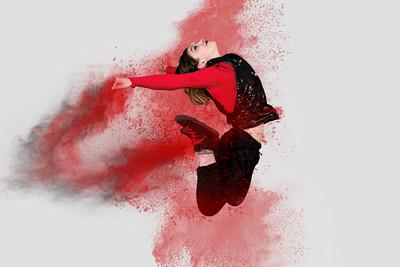 Lena - Red Powder