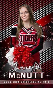 Lauren  - Cheer 18x30 Final