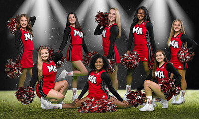 Cheer Banner Collage 2