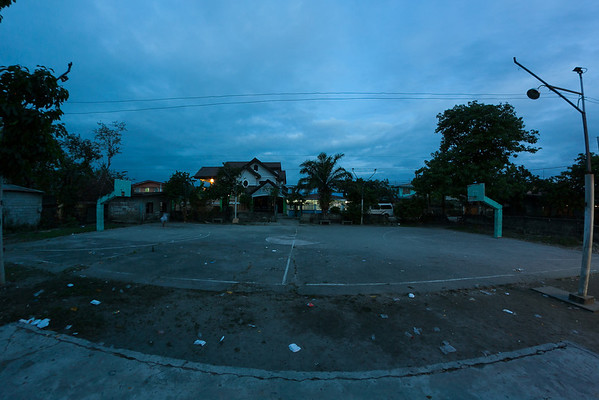 Basketball court, Pamintuan Village