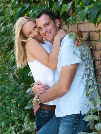 Kendra and James