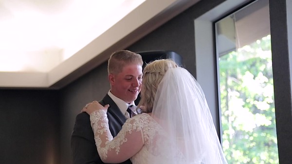 Ashley and Shane Wedding day Film