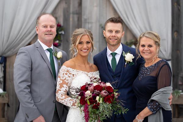 Blake Wedding Family-1