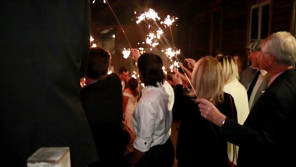 Chelsea and Brett Wedding day 1 minute edit