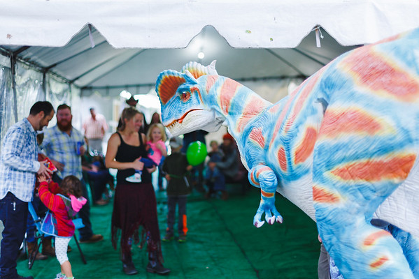 Epic Dinosaur Dance Party