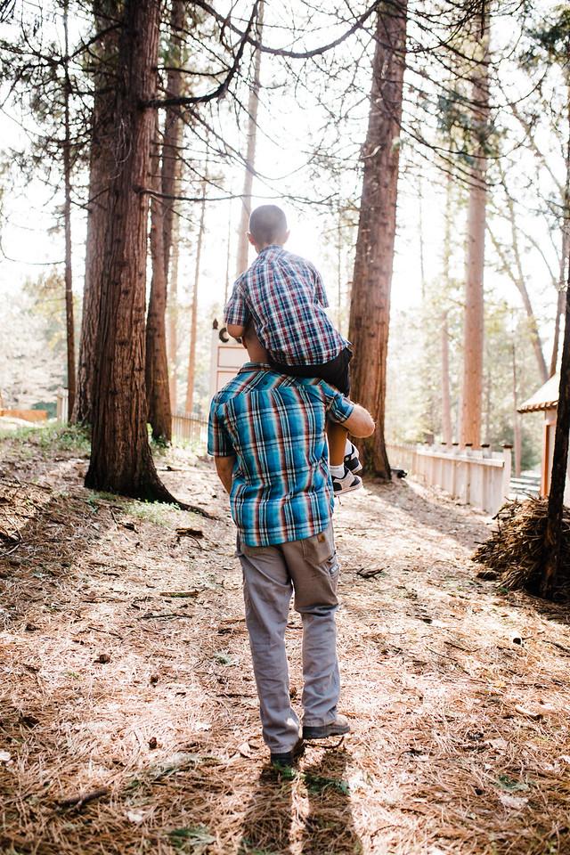 InnTown Campground Family | Lenkaland Photography