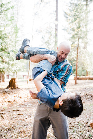 InnTown Campground Family | Lenkaland Photography