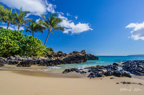 Makena Cove | Secret Beach, Maui, HI