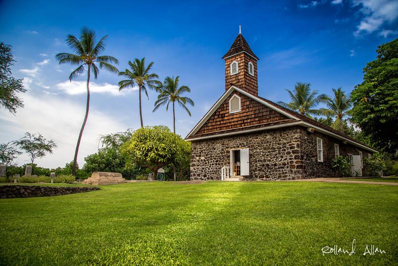 Keawalai Congregational Church 2, Makena, Maui, HI