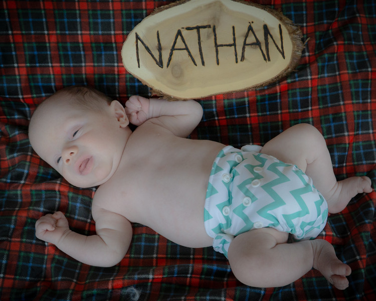 nathan one month-1985