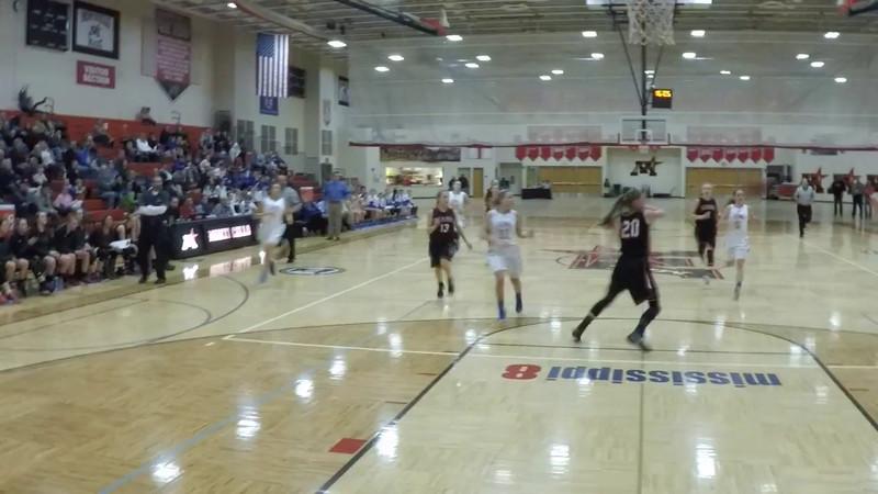 St. Michael Albertville vs Monticello 2-9-16