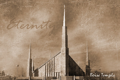 boise temple Sepia cropped 18X12
