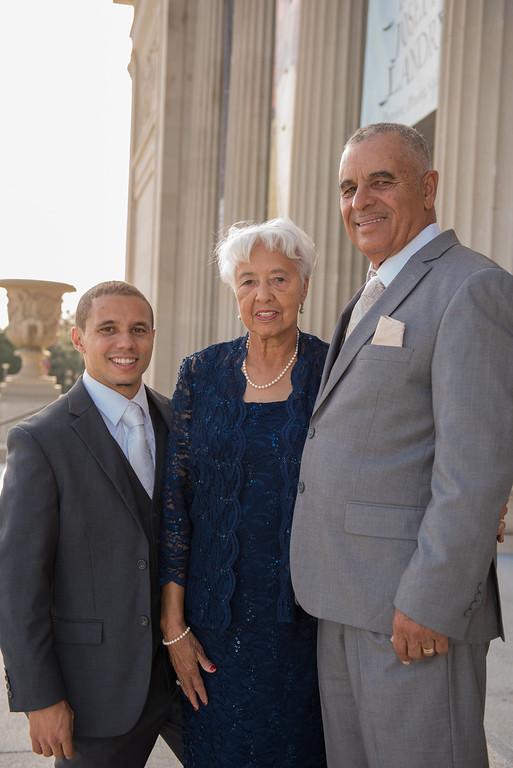 The Wonderful Grandparents, Katherine & Alex