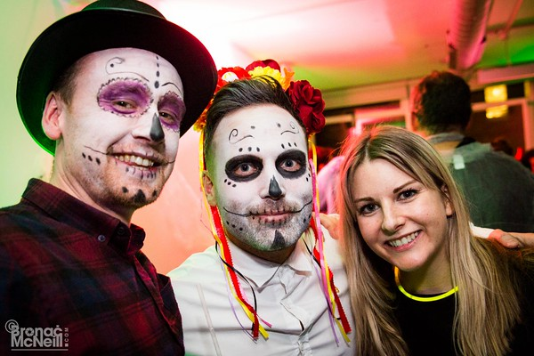Adform, Halloween Party, 27Oct2016, photographer Bronac McNeill