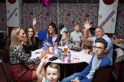 Amber 21st Party