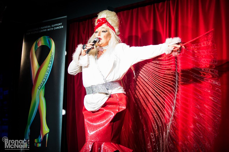 Cancer is a Drag presents 'DIVALICIOUS', London, 3Aug2017 ©BronacMcNeill
