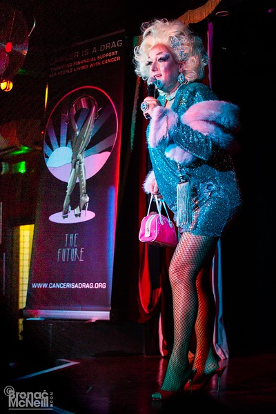 Cancer is a Drag presents 'RESPECT', London, 6Sept2018 ©BronacMcNeill