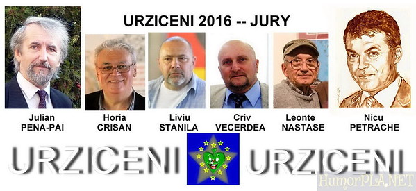 25.11.2016 - The Jury - Urziceni 2016