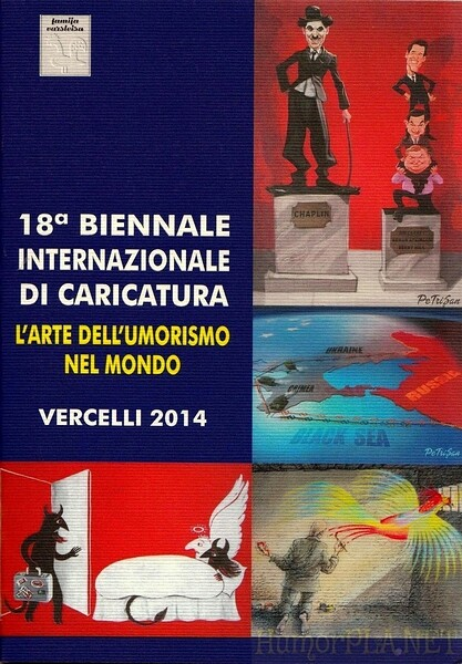 5.12.2014 - Catalogue Vercelii 2014 - Cover