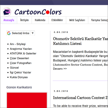 21. Cartoon Colors, Turkey (We don't have enough data to rank this website)