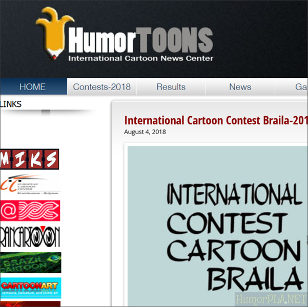 23. HumorTOONS (We don't have enough data to rank this website)