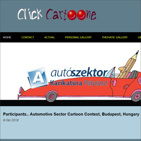 22. Click Cartoone (We don't have enough data to rank this website)