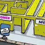 Women's Rights Cartoons, Norway 2016