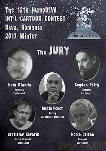 17.12.2017 - The Jury - HumoDEVA 2017 Winter