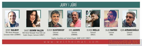 23.11.2018: The Jury - Weltheimat