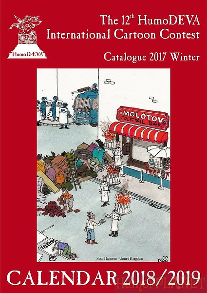 4.04.2018: Soon - The eCatalog HumoDEVA 2017 Winter