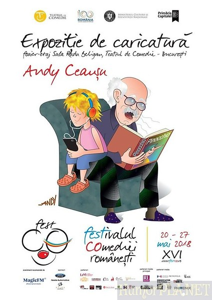 New Cartoon Exposition - Andy Ceausu