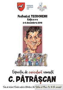 24.12.2018: New Cartoon Expo - Costel Patrascan