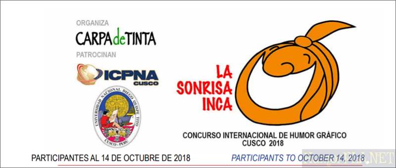 2.11.2018: Participants Cusco 2018