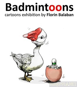 New Cartoon Expo - Florin Balaban