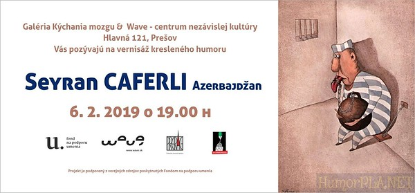 19.01.2019: New Cartoon Expo, Seyran Caferli