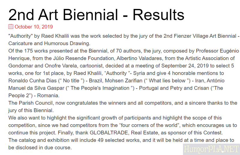 The Winners - Fanzeres 2019
