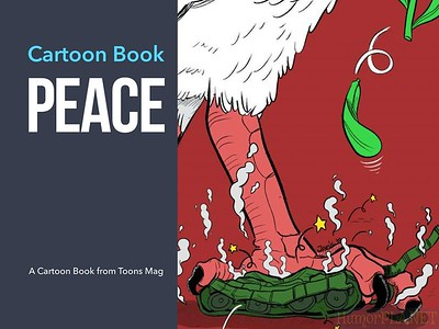 New eBook - Peace, by Toons Mag