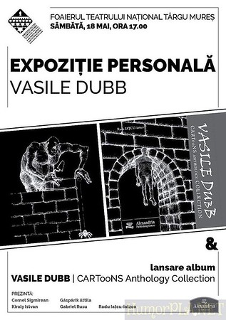 New Cartoon Expo - Vasile Dub, Romania