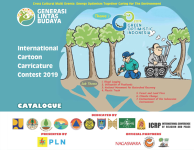 The eCatalog Indonesia 2019 (Green)