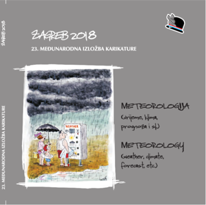 The eCatalog Zagreb 2018 (Meteorology)